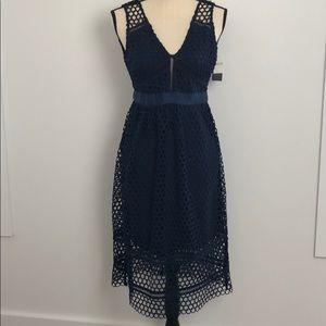 BRAND NEW W/Tags Abercrombie & Fitch Eyelet Dress